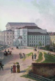 Cuvilliés Theatre, Munich