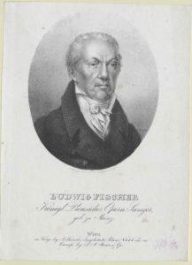 portrait of Ludwig Fischer