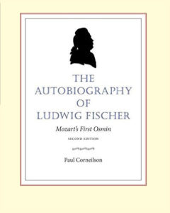 cover of the Autobiography of Ludwig Fischer